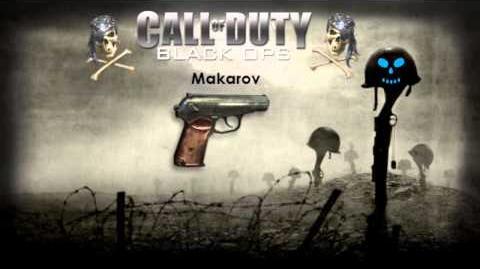 Black Ops - Pistol Sounds