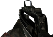FAMAS Red Dot Sight MW2