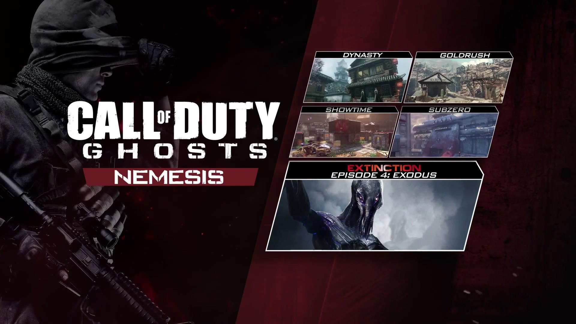 Nemesis (DLC) | Call of Duty Wiki | FANDOM powered by Wikia