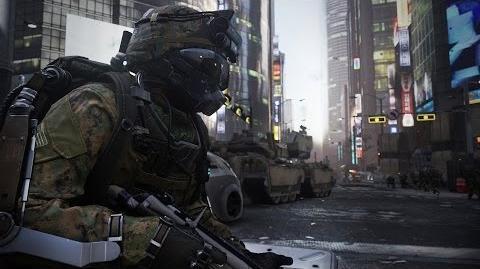 Krigler24Q/Геймплей CoD:AW на E3 2014