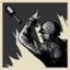 Potato Masher trophy icon WWII