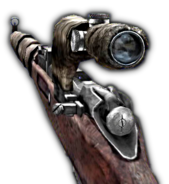 Scoped Mosin-Nagant FH