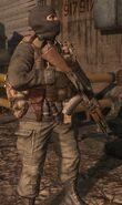Soviet AK-47 Guard BO