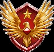 Unbeaten Emblem MWR
