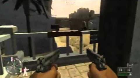 Call of Duty 2 Big Red One Online Multiplayer Match - Bizerte (Capture the Flag)