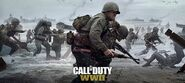 Call of Duty WWII Promo Image 2