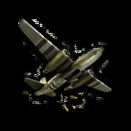 Carpet Bombing Icon WWII