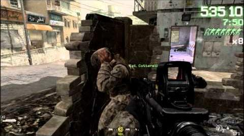 CoD4 War Pig Arcade Mode Veteran (HD)