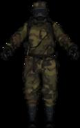 HAZMAT Special Character Woodland model CoDG