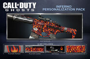 Inferno Personalization Pack CoDG