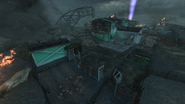 Nuketown Zombies green yard BO2