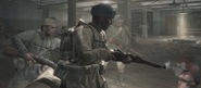 Red Army soldiers Eviction WAW
