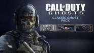 Classic ghost pack