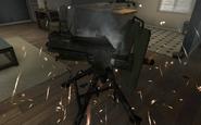 Destroyed Sentry Grenade Launcher MW3