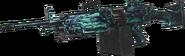 M249 SAW Neon Tiger MWR