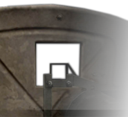Panzerschreck Iron Sights FH