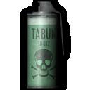 Tabun gas mp