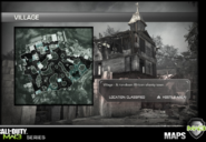 Village MW3 Dew Card