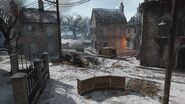 Winter Carentan Ingame View 3