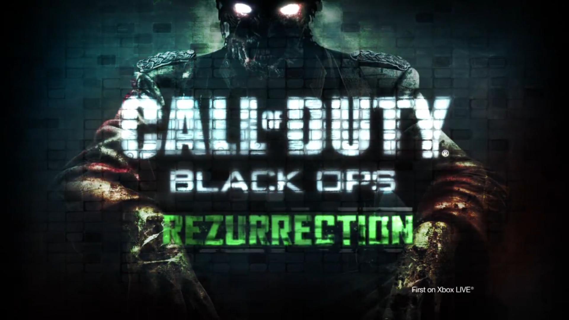 Benutzer Blog:Gocki77/Preview zu Black Ops Rezurrection | Call of ...
