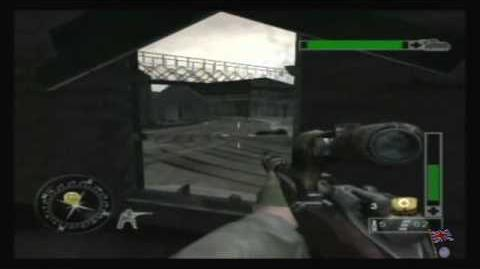 Call of Duty Finest Hour - Eastern Front, Mission 4 1 2