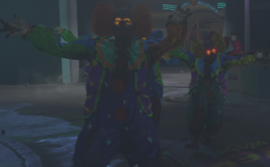 Clown Zombies IW