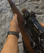 Lee Enfield Reload WWII