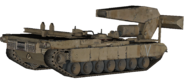 M104 Wolverine rear MW2
