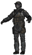 SEAL Team Six Assault model BOII