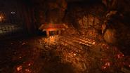 Szybka podróż Blood of the Dead tunel poprzeczny