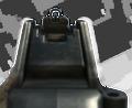 UMP45 Iron Sight MW3