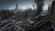 Winter Carentan WWII