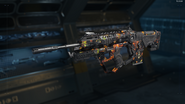 XR-2 Gunsmith Model Underworld Camouflage BO3