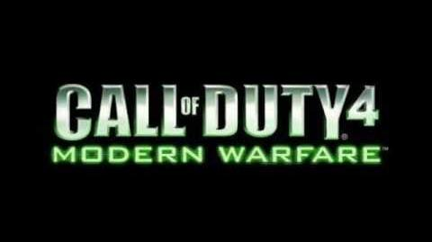 Call of Duty 4 Modern Warfare OST - Surrounded