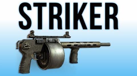 MW3 In Depth - Striker Shotgun