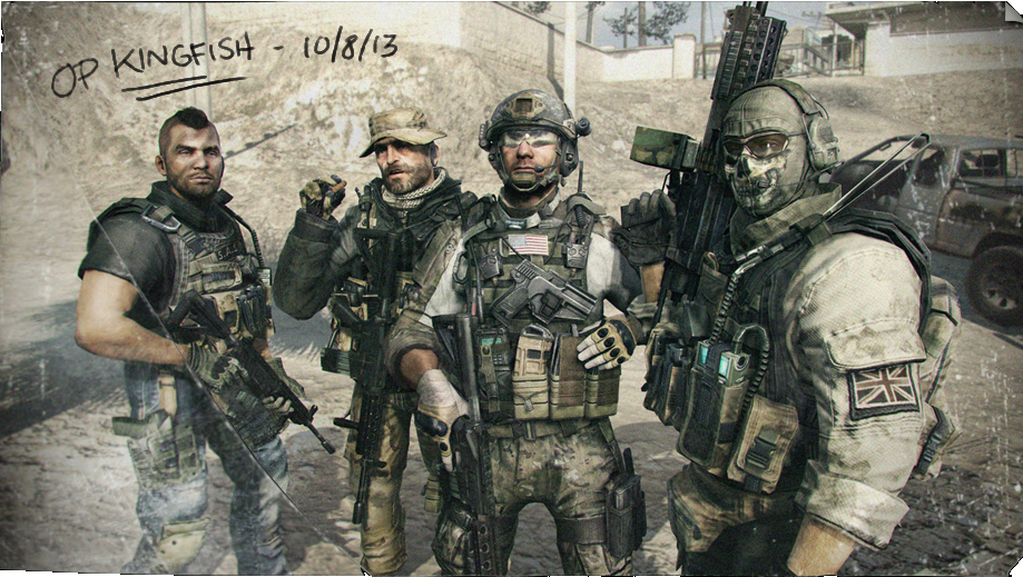Operation Kingfish Call Of Duty Wiki Fandom