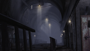 Petropavlovsk Gulag Hallway MW2