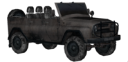 UAZ-469 model BOII