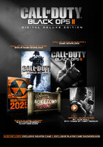 Black Ops II Digital Deluxe Edition