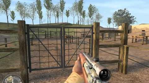 Call of Duty 1 (1 рівень)