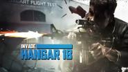 Hangar 18 trailer