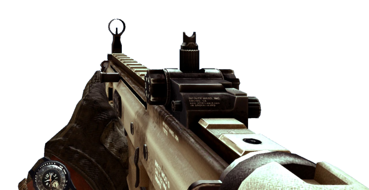 SCAR-H | Call of Duty Wiki | FANDOM powered by Wikia