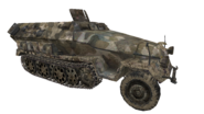 Sd. Kfz. 251 model WaW