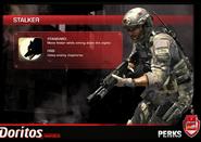 Stalker Combat Card