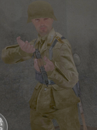 German soldier khaki CoD1