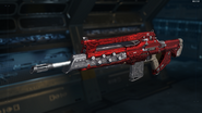 M8A7 Gunsmith Model Red Hex Camouflage BO3