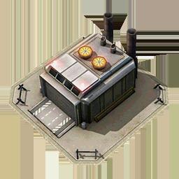 Machine Compound menu icon CoDH