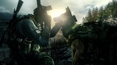 "Official Call of Duty Ghosts ""No Man's Land"" Gameplay Video"