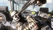 Rorke holding Hesh at gunpoint The Ghost Killer CoDG