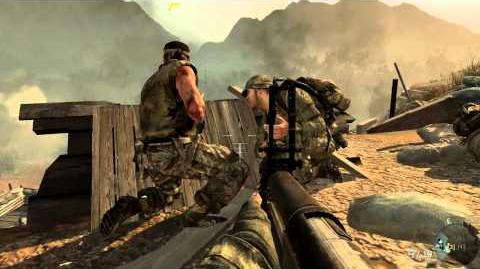 Прохождение Call of Duty Black Ops